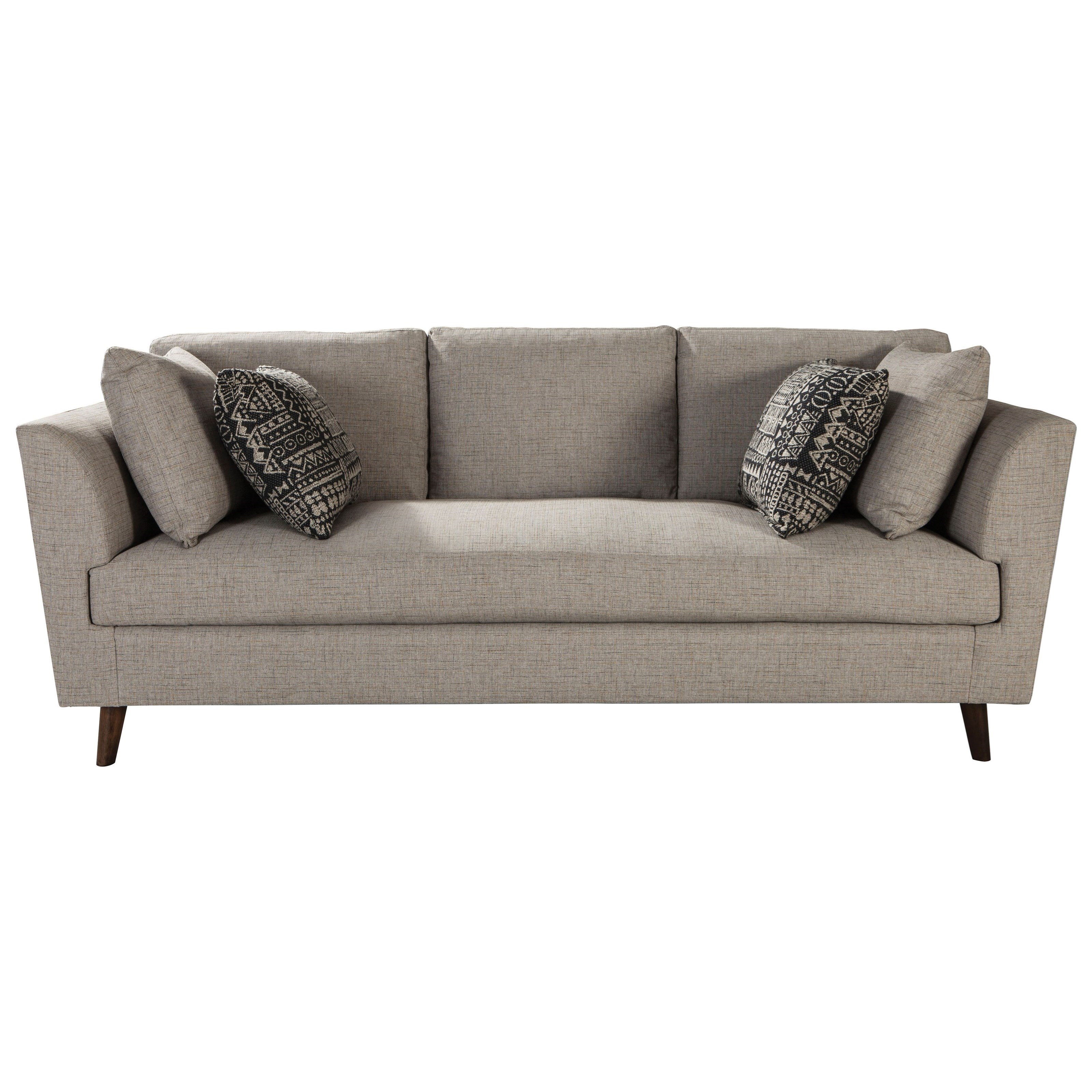 ED Ellen DeGeneres Crafted by Thomasville   Holmby Sofa - Item Number: 2664-11-1004-08