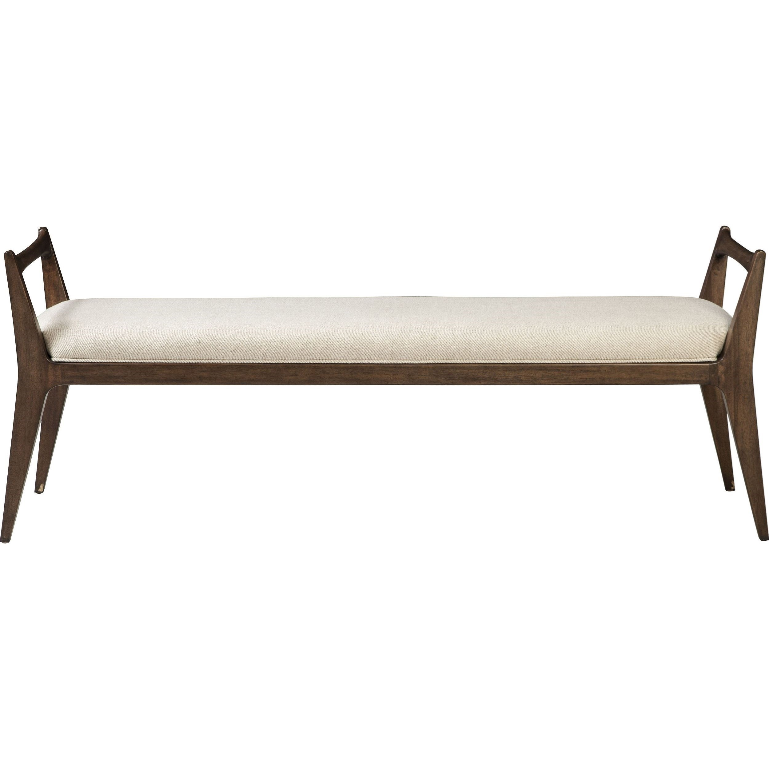 ED Ellen DeGeneres Crafted by Thomasville   Toluca Bench - Item Number: 85811-907