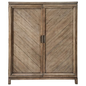 ED Ellen DeGeneres Crafted by Thomasville Ellen DeGeneres Greystone Door Chest