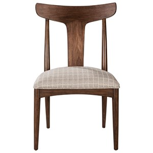 ED Ellen DeGeneres Crafted by Thomasville Ellen DeGeneres Lania Side Chair