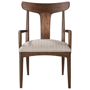 ED Ellen DeGeneres Crafted by Thomasville Ellen DeGeneres Lania Arm Chair