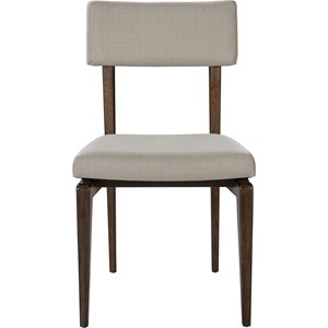 ED Ellen DeGeneres Crafted by Thomasville Ellen DeGeneres Sena Upholstered Side Chair