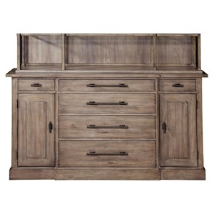 ED Ellen DeGeneres Crafted by Thomasville Ellen DeGeneres Sunset Crest Sideboard