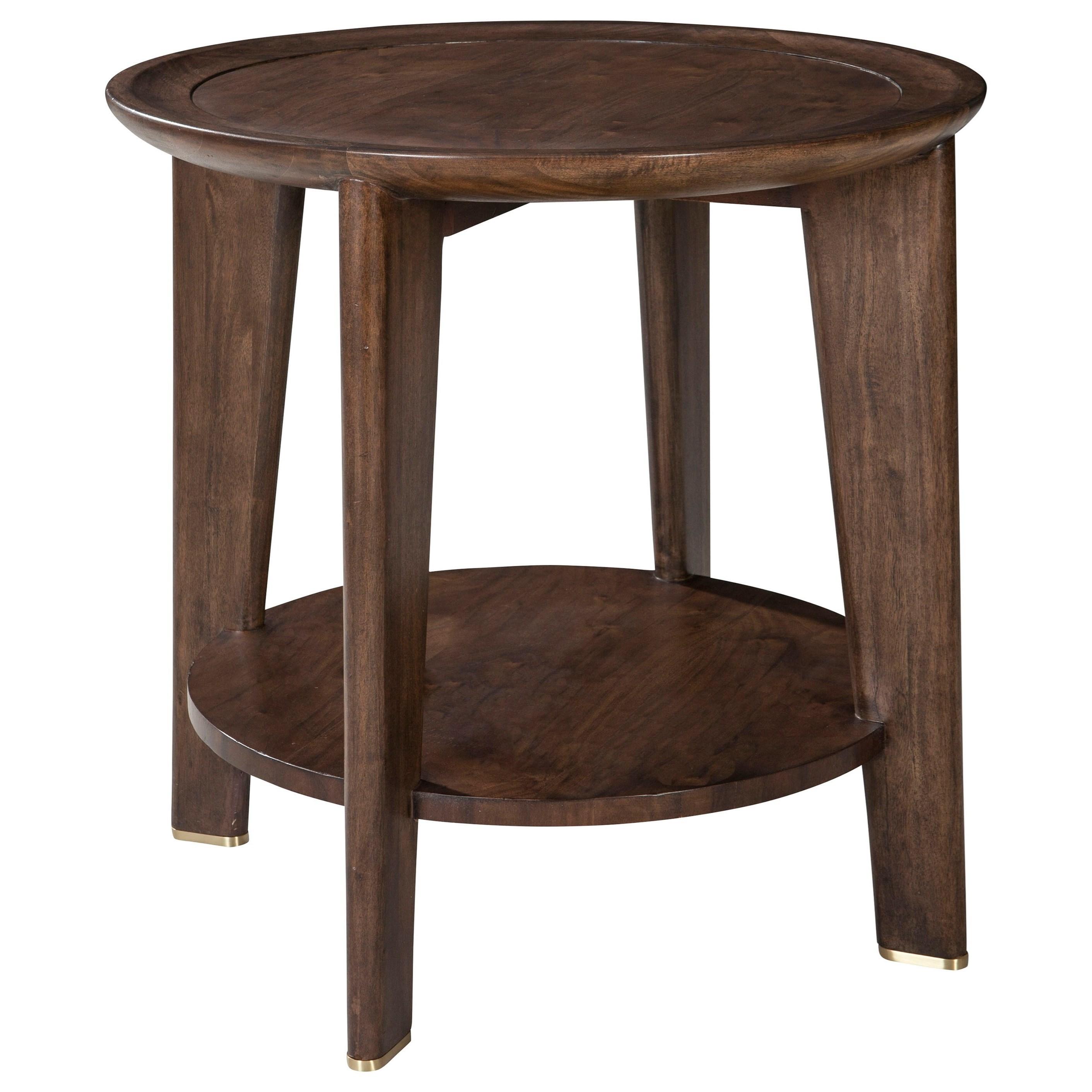 ED Ellen DeGeneres Crafted by Thomasville   Feret End Table - Item Number: 85831-230