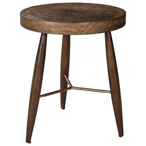 ED Ellen DeGeneres Crafted by Thomasville Ellen DeGeneres La Brea Resin Top Drink Table