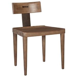 ED Ellen DeGeneres Crafted by Thomasville Ellen DeGeneres Autry Schoolhouse Stool
