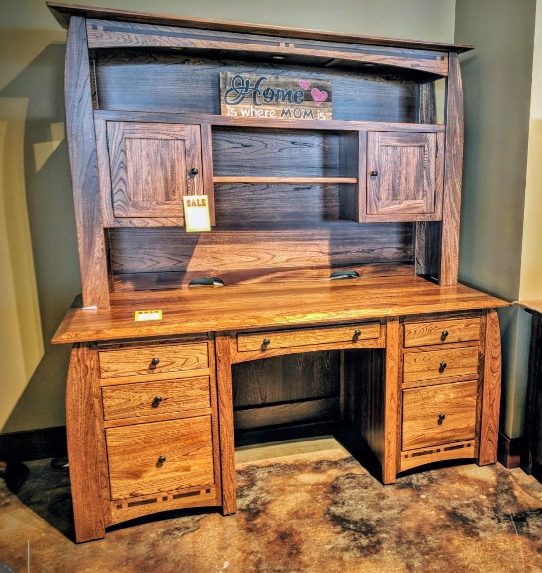 Boulder Creek Desk