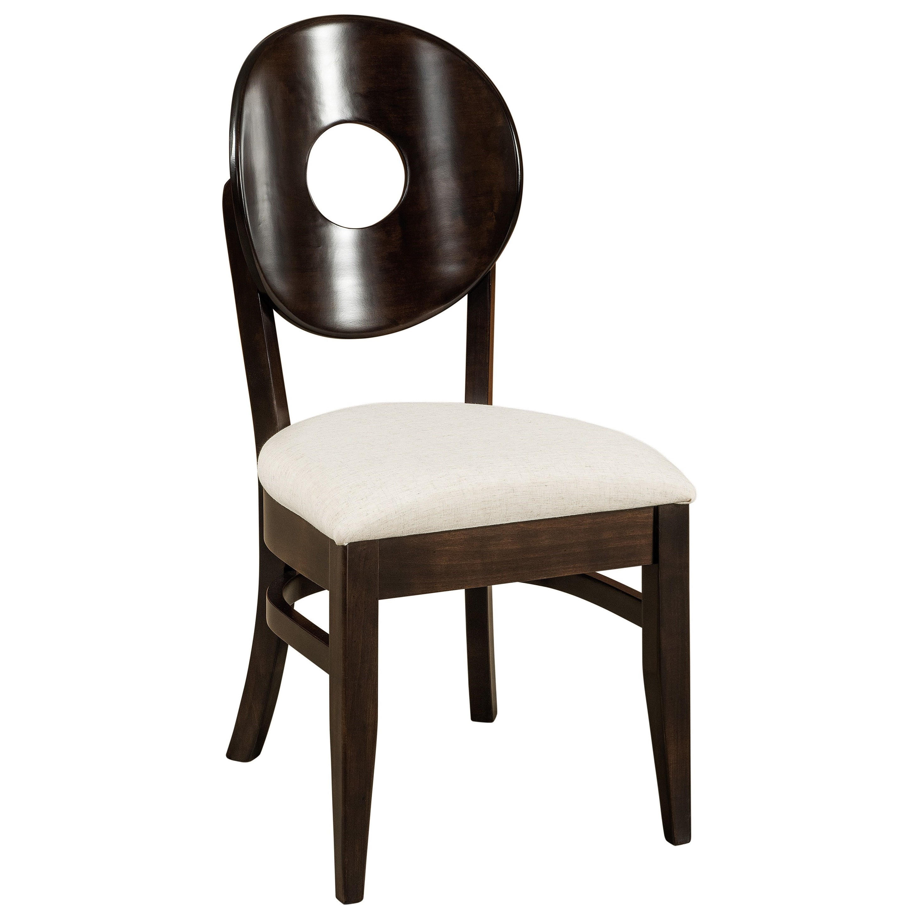 Side Chair - Fabric Seat