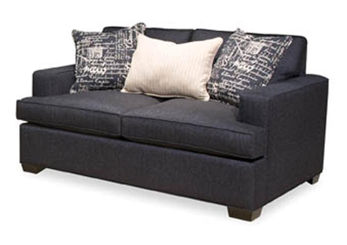 EJ Lauren Jasmine Loveseat - Item Number: JASMLV