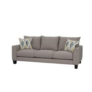 Jayden Sofa in Platinum