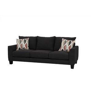 Jayden Sofa in Charcoal