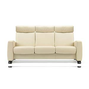 Stressless by Ekornes Stressless Arion High-Back Reclining Sofa