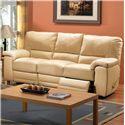El Ran 9090 Reclining Sofa - Item Number: 9090 Sofa