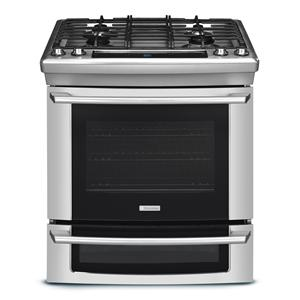 "Electrolux Dual Fuel Ranges 30"" Built-In Dual Fuel Range"