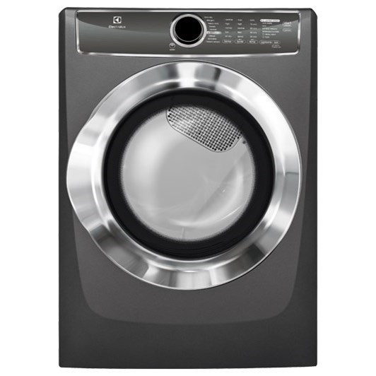 Electrolux Electric Dryers Front Load Perfect Steam™ Electric Dryer - Item Number: EFME617STT