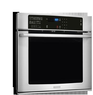 """Electrolux Electric Wall Ovens - 2014 27"""" Electric Single Wall Oven - Item Number: EI27EW35PS"""
