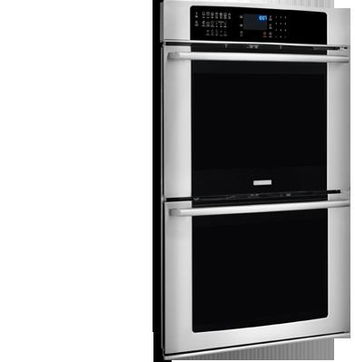 """Electrolux Electric Wall Ovens - 2014 30"""" Electric Double Wall Oven - Item Number: EI30EW45PS"""