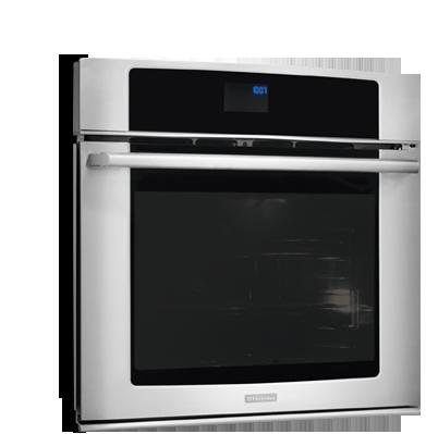 """Electrolux Electric Wall Ovens - 2014 27"""" Electric Single Wall Oven - Item Number: EW27EW55PS"""
