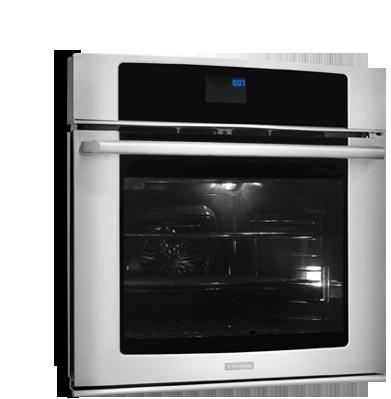 "Electrolux Electric Wall Ovens - 2014 30"" Electric Single Wall Oven - Item Number: EW30EW55PS"