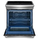 Electrolux Electrolux Electric Ranges 30'' Electric Built-In Range with Wave-Touch® Controls