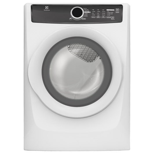 Electrolux Gas Dryers Front Load Perfect Steam™ Gas Dryer - Item Number: EFMG417SIW