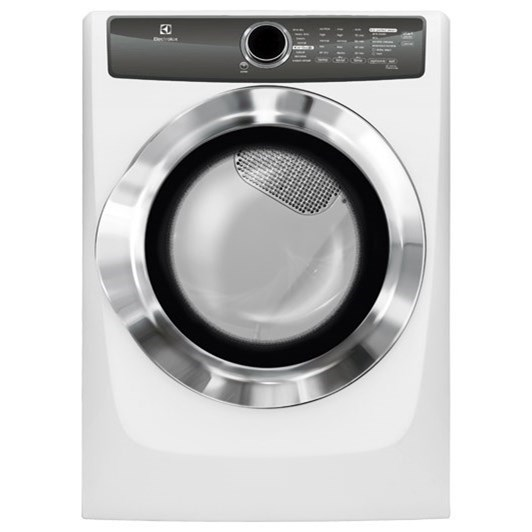 Electrolux Gas Dryers Front Load Perfect Steam™ Gas Dryer - Item Number: EFMG517SIW