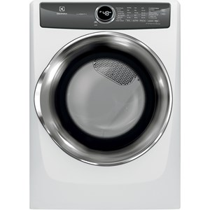 Electrolux Gas Dryers Front Load Perfect Steam? Gas Dryer