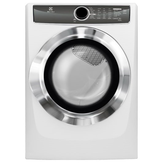 Electrolux Gas Dryers Front Load Perfect Steam™ Gas Dryer - Item Number: EFMG617SIW
