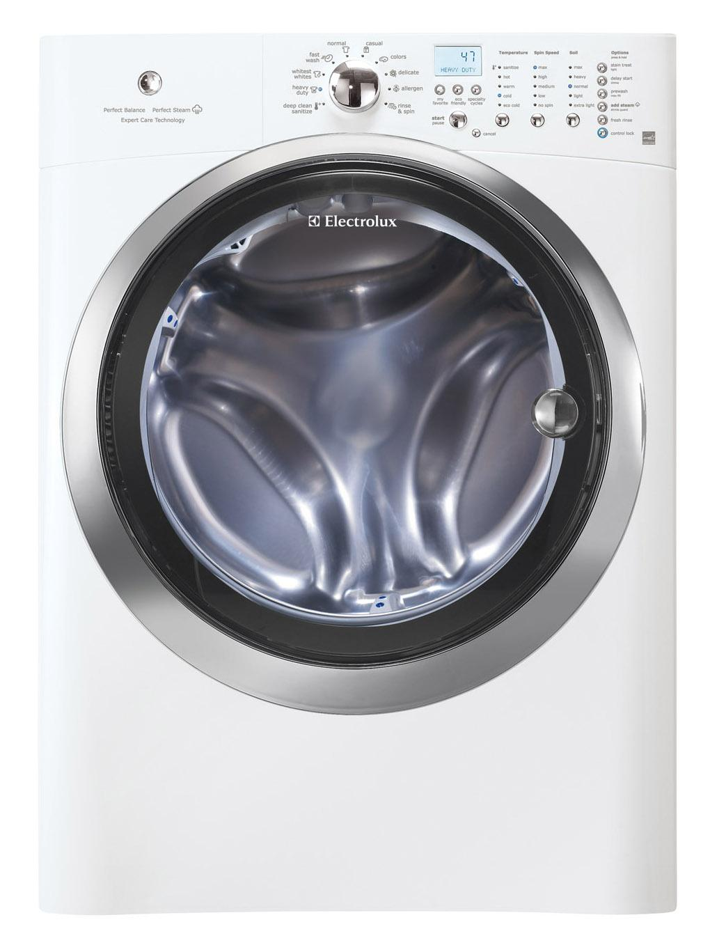 Electrolux Gas Dryers 8.0 Cu. Ft. Front Load Gas Dryer - Item Number: EIMGD60JIW