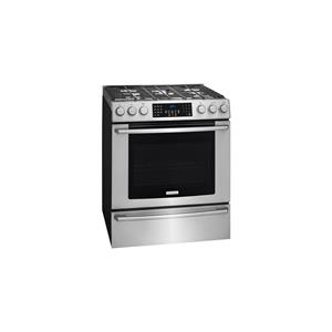 "Electrolux Gas Range 4.5 cu. ft 30"" Freestanding Gas Range"