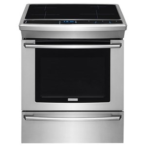 "Electrolux Induction Ranges - Electrolux 30"" Induction Built-In Range"