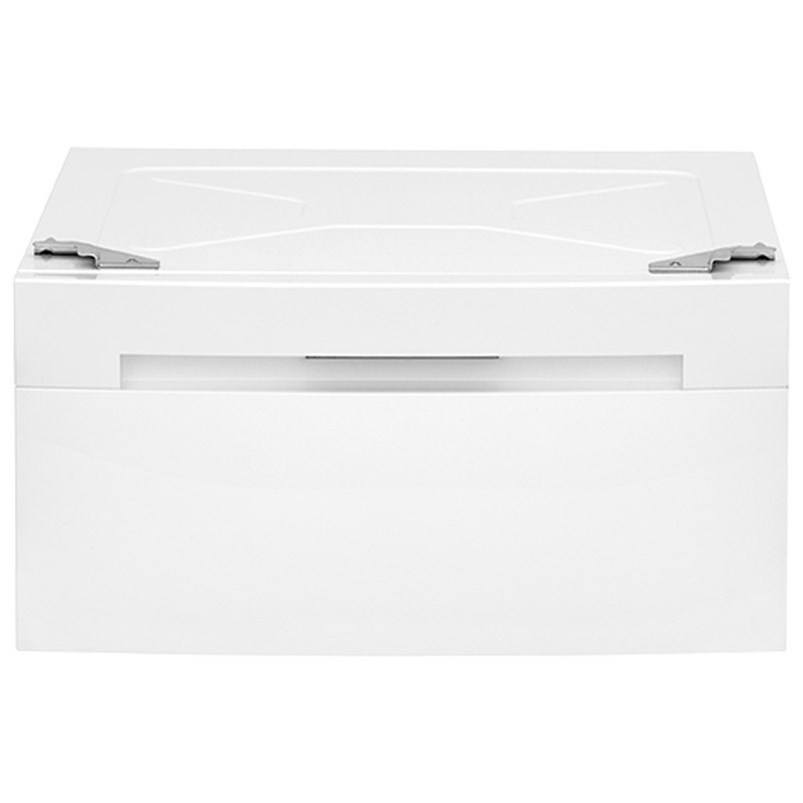 Electrolux Laundry Accessories Luxury-Glide® Compact Pedestal Drawer - Item Number: EPWD200QSW