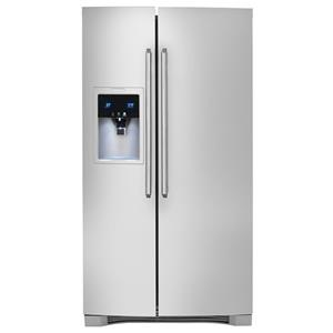 Electrolux Side-By-Side Refrigerators 25.57 Cu. Ft. Side-By-Side Refrigerator wit