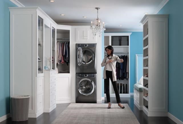 4.4' Steam Washer & 8' Steam Dryer