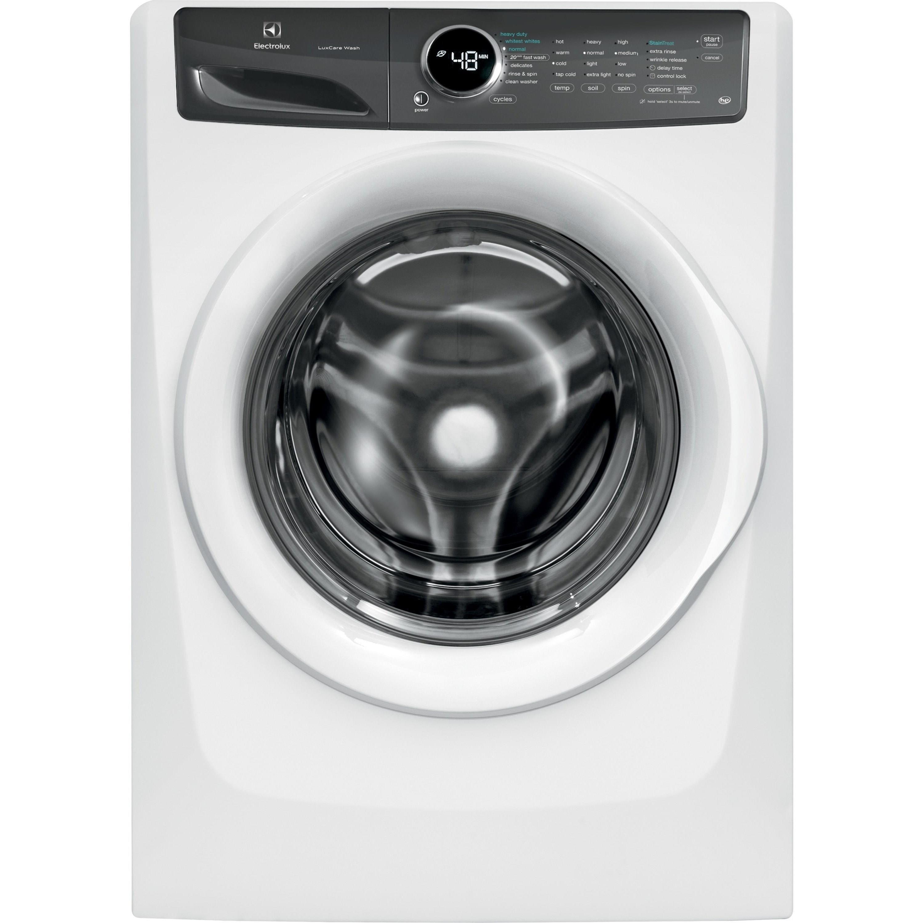 4.3 Cu. Ft. Front Load Washer