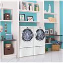 Electrolux Washers ENERGY STAR® 4.0 Cu. Ft. Front Load Electric Steam Washer with IQ-Touch™ Controls