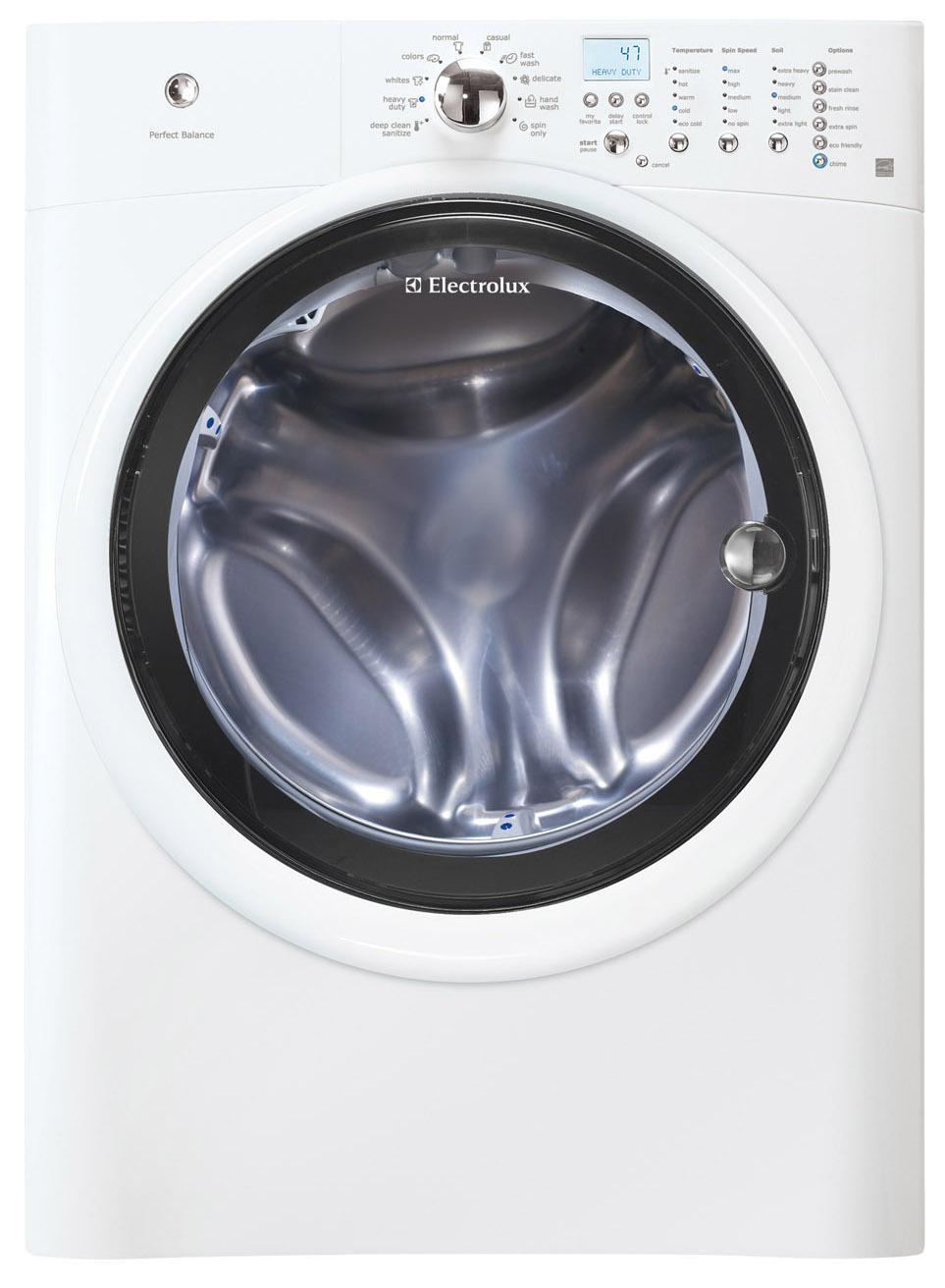 Electrolux Washers 4.2 Cu. Ft. Front Load Washer - Item Number: EIFLW50LIW