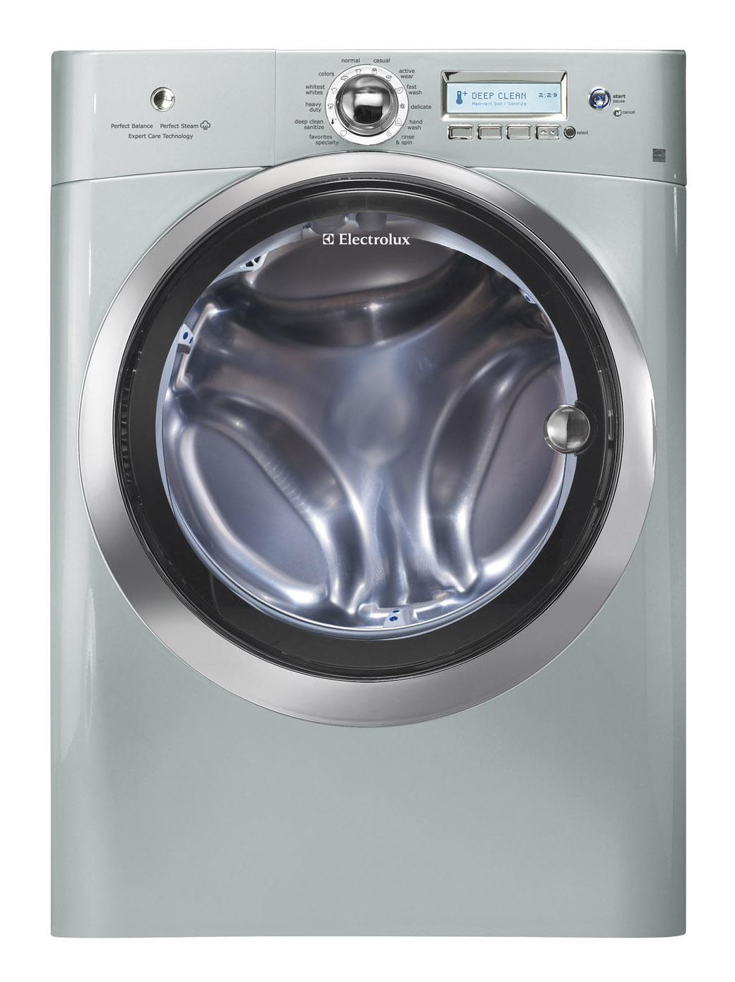 Electrolux Washers 4.42 Cu. Ft. Front Load Washer - Item Number: EWFLS70JSS