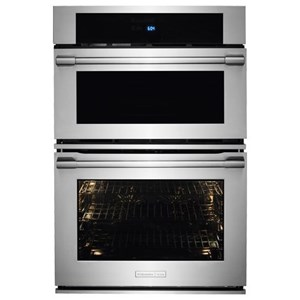 "Electrolux ICON® Wall Ovens - Electrolux ICON Electrolux ICON® 30"" Microwave Combo Oven"