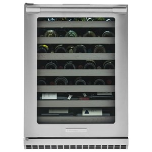 Electrolux ICON® Wine Storage - Electrolux ICON Electrolux ICON® Under-Counter Wine Cooler