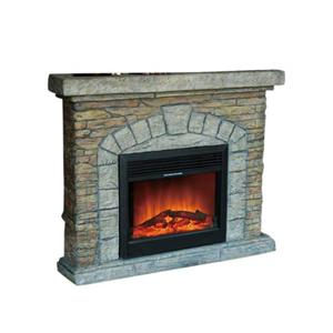 "Elements International Avery Stone Avery 45"" Fireplace"