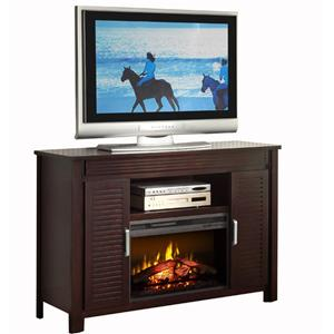 "Elements International Dalton Fireplace Dalton 54"" Fireplace"