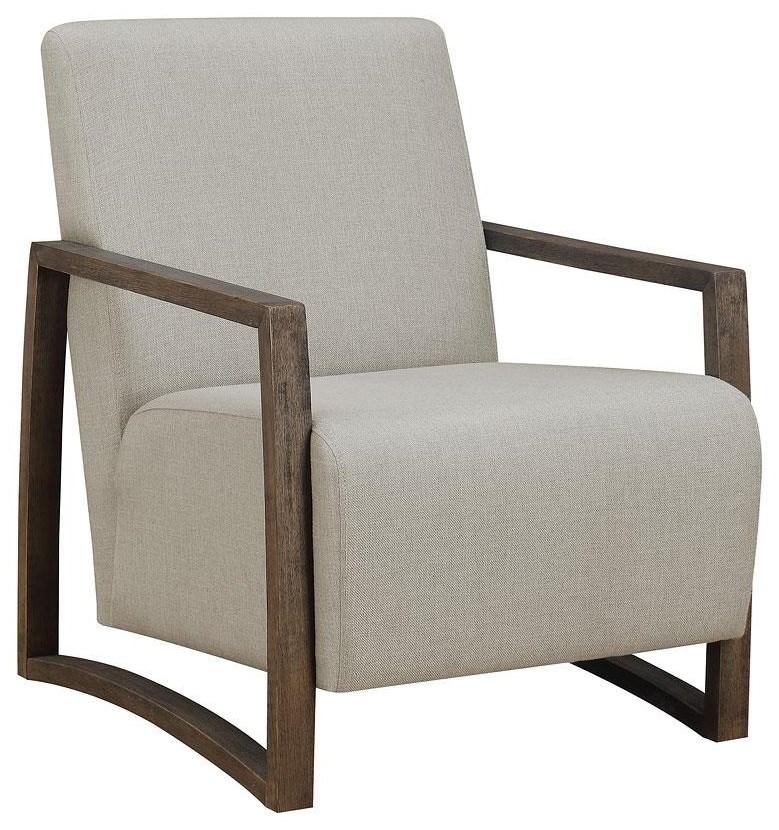 Furman Linen Accent Chair
