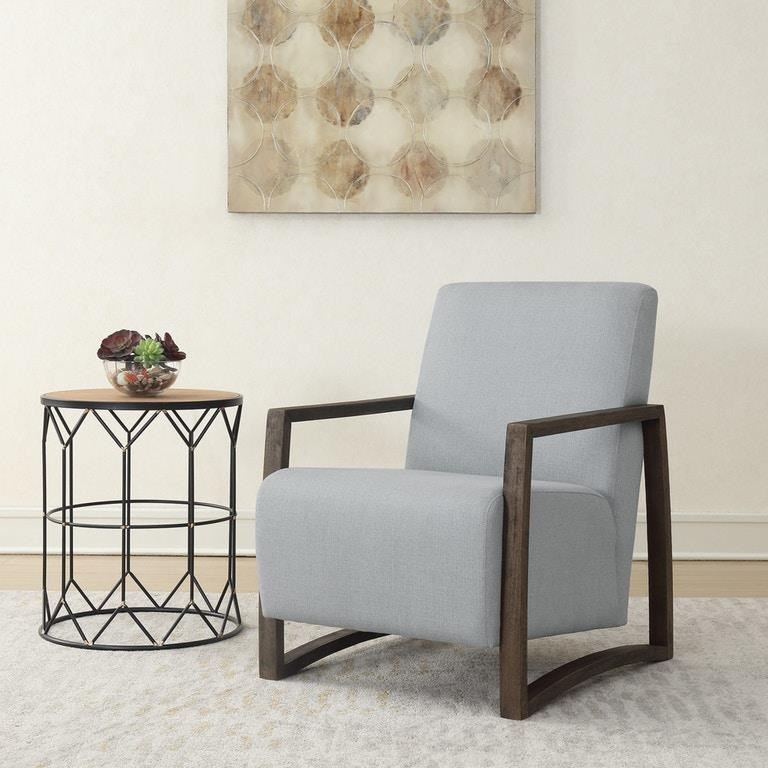 Furman Charcoal Accent Chair