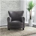Elements International Adams Accent Chair - Item Number: 175330009