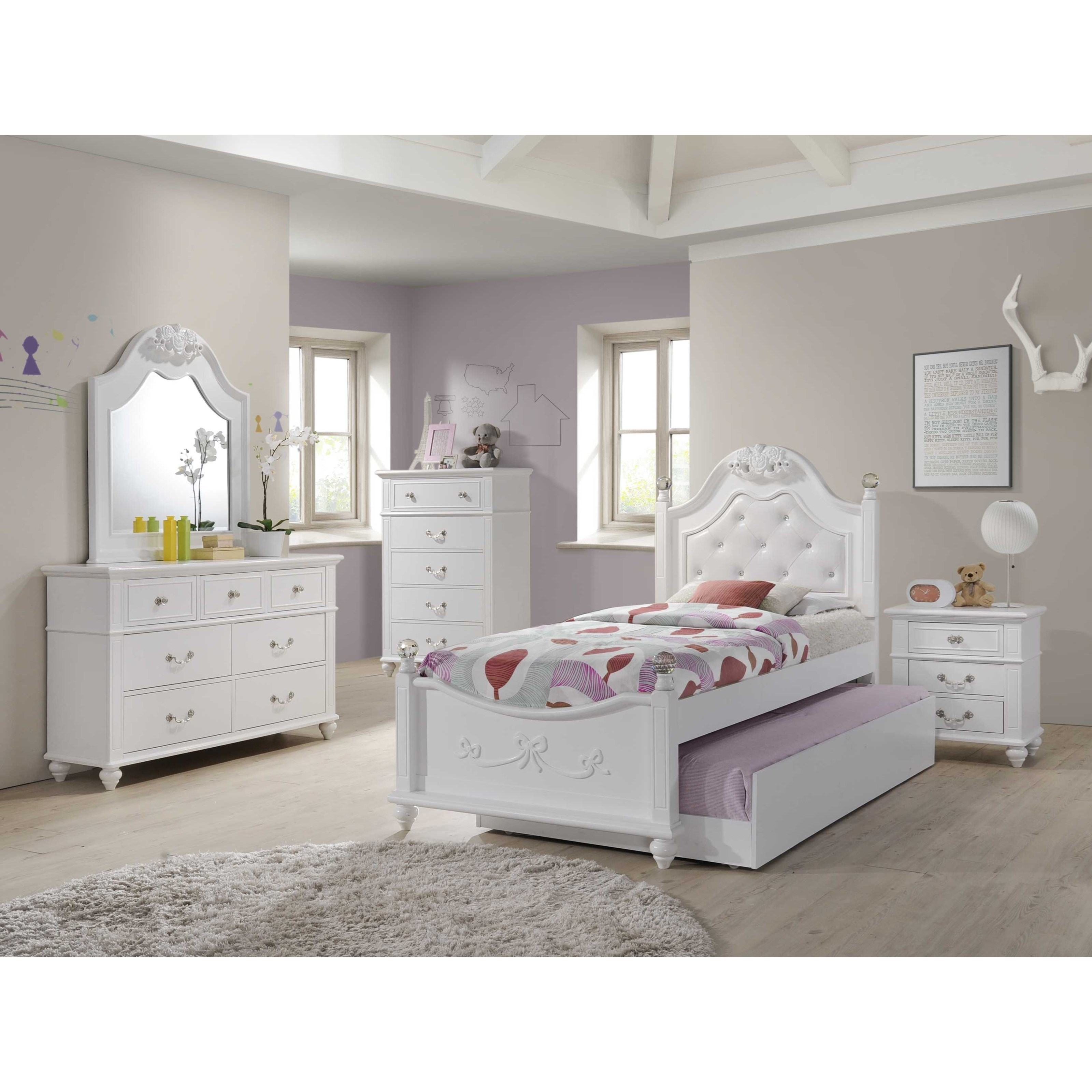 Twin 5-Piece Bedroom Set
