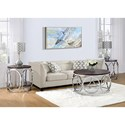 Elements Alexis 2-Piece Occasional Table Set - Item Number: CAX1002PC