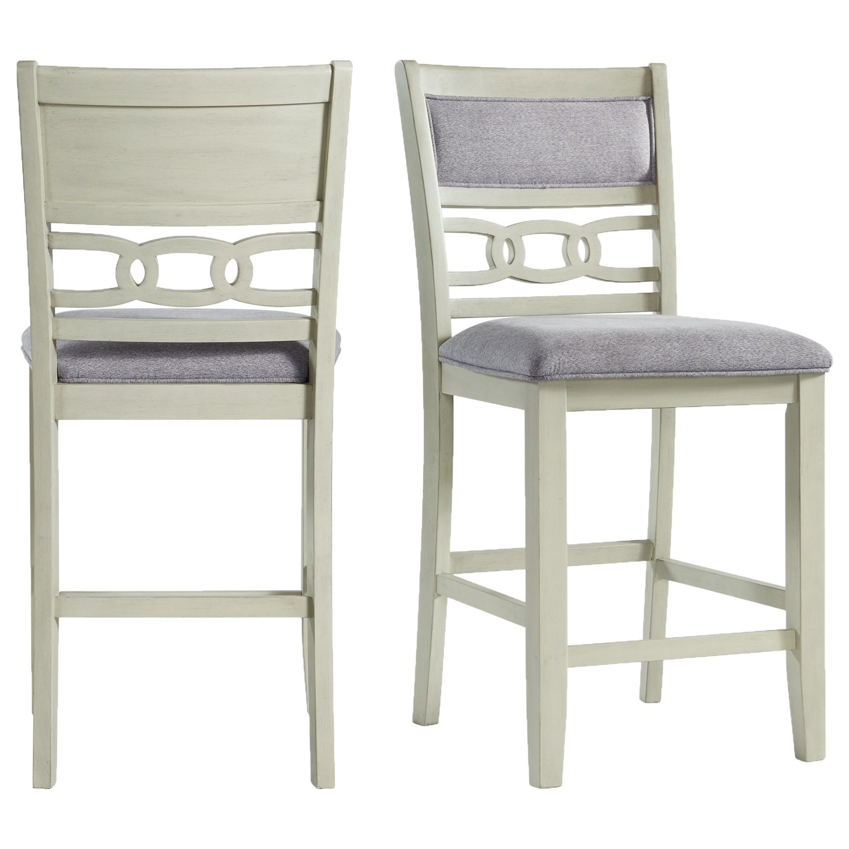 Amherst Counter Height Side Chair by Elements International at Furniture Fair - North Carolina