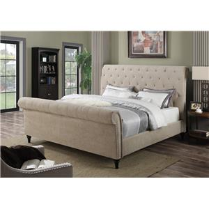 Morris Home Furnishings Arcadia Arcadia Queen Bed