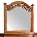 Elements Barkley Square Mirror - Item Number: BQ600MR